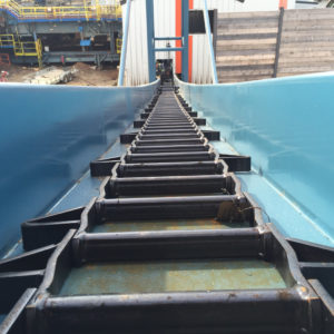 WASTE CONVEYOR (CLEANING)
