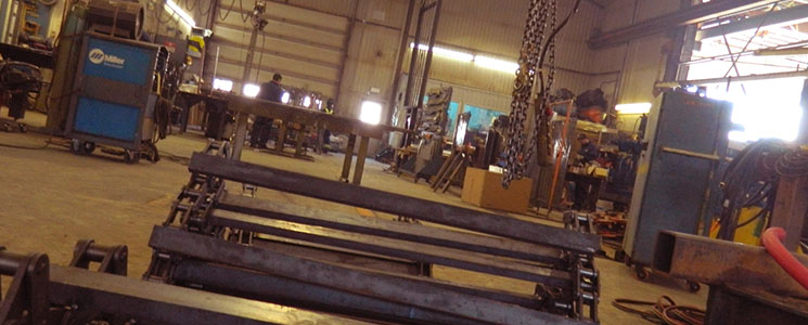Fabrication - Manufacturing