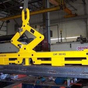 LIFTING CLAMP (RUDDER)