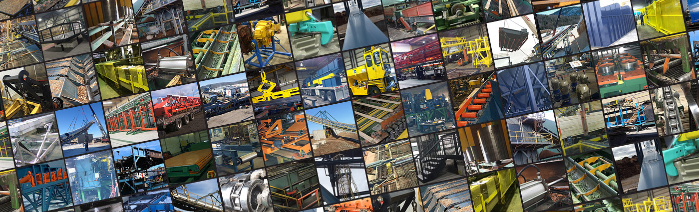 Projets industriels - Réalisations - Industrial Projects